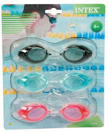 Intex Sport Relay Goggles Tri-Pack