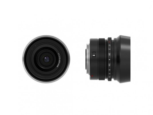 DJI X5 gimbal & camera for Inspire With lens, MFT Lens - DJI0610-01