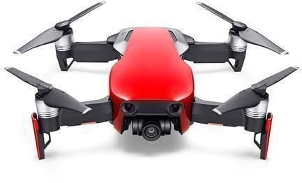 DJI Mavic Air FLY MORE COMBO Flame Red - DJIM0254CR
