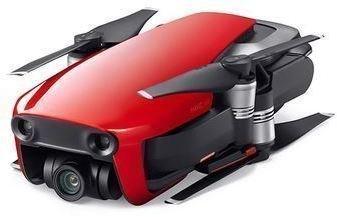 DJI Mavic Air Flame Red + Goggles - DJIM0254RG