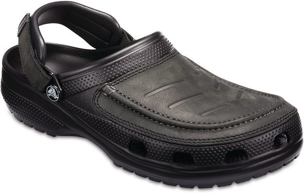 Crocs Yukon Vista Clog Men Black/Black 46-47