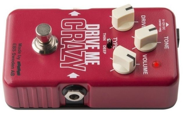 EBS Blue Label Pedal Drive Me Crazy