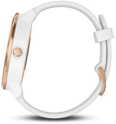 Garmin vívoactive 3 White Silicone/Rose Gold