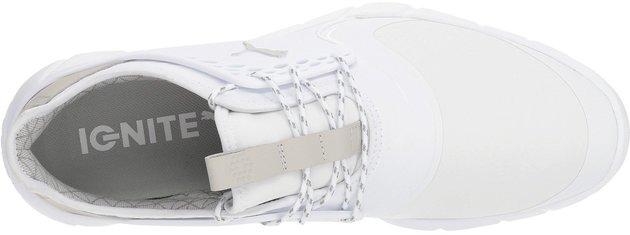 Puma Ignite PWRSport Pro Mens Golf Shoes White US 11