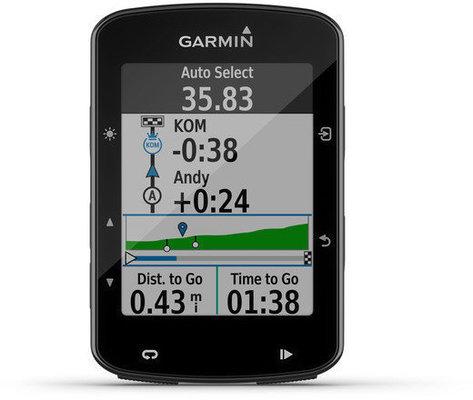 Garmin Edge 520 Plus Bundle