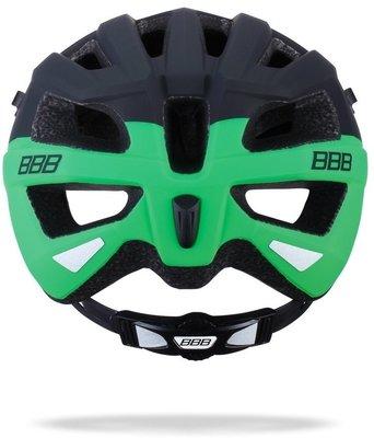 BBB BHE-29 Kite Matt Black/Green L