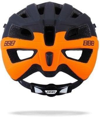 BBB BHE-29 Kite Matt Black/Orange M