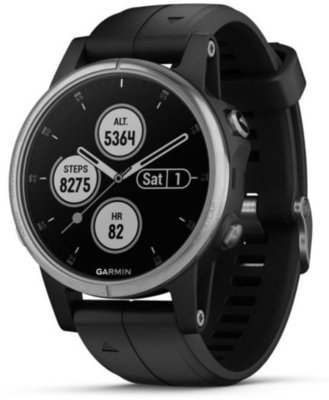 Garmin fénix 5S Plus Silver/Black