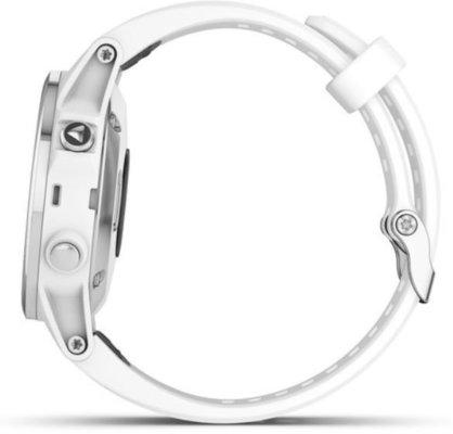 Garmin fénix 5S Plus Sapphire/White/White