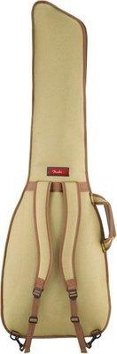 Fender FBT-610 Electric Bass Gigbag Tweed