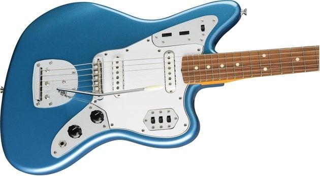 Fender 60S Classic Series Jaguar Lacquer PF Lake Placid Blue