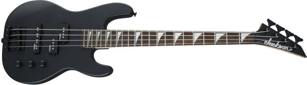 Jackson JS1X Concert Bass Minion AH FB Satin Black