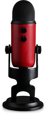 Blue Microphones Yeti USB Red