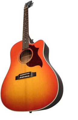 Gibson Hummingbird AG 2019 Mahogany Light Cherry Burst