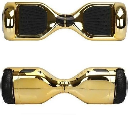 Eljet Standard Chrome Gold