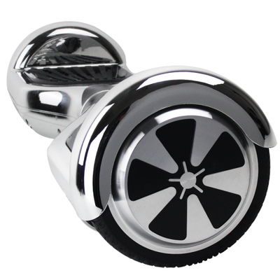 Eljet Standard Chrome Silver