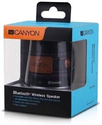 Canyon CNS-CBTSP1B Bluetooth reproduktor