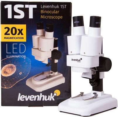 Levenhuk 1ST Microscope