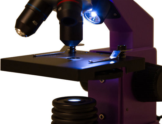 Levenhuk Rainbow 2L Amethyst Microscope