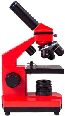 Levenhuk Rainbow 2L Orange Microscope
