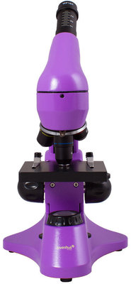 Levenhuk Rainbow 50L PLUS Amethyst Microscope