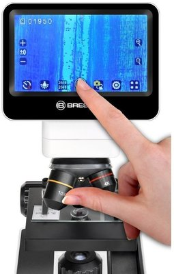 Bresser Biolux Touch 40-1400x Digital Microscope