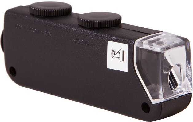 Bresser ТМ-145 LED 60x-100x Pocket Microscope