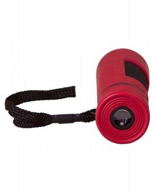 Bresser Topas 10x25 Red Monocular