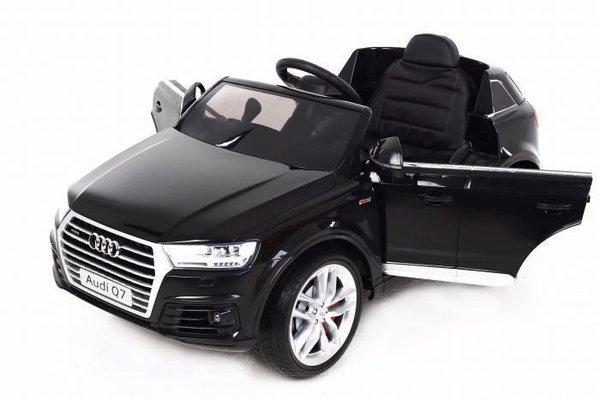 Beneo Electric Ride-On Car Audi Q7 Quattro Black