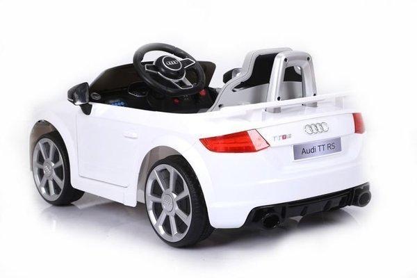 Beneo Electric Ride-On Car Audi TT White