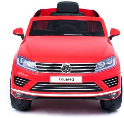 Beneo Electric Ride-On Toy Car Volkswagen Touareg Red