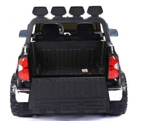 Beneo Electric Ride-On Toy Car Toyota Tundra XXL Black