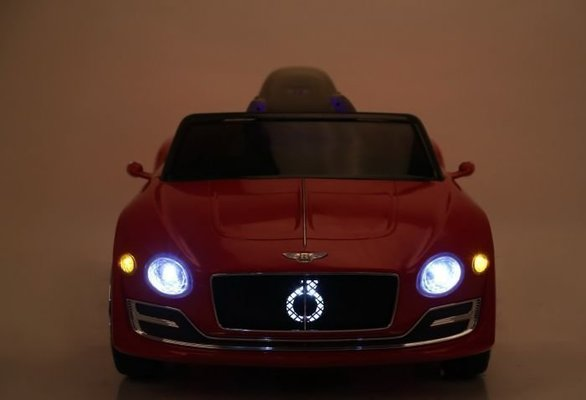 Beneo Electric Ride-On Car Bentley EXP12 Prototype Red Paint