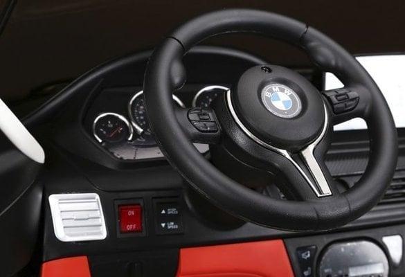 Beneo BMW X6 M Electric Ride-On Car Black