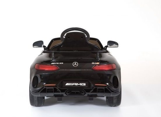 Beneo Electric Ride-On Car Mercedes-Benz GTR Black