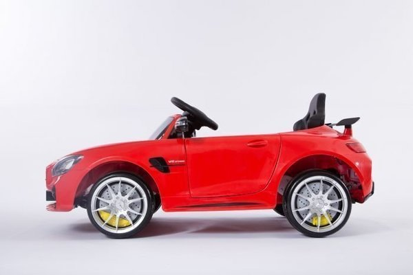 Beneo Electric Ride-On Car Mercedes-Benz GTR Red