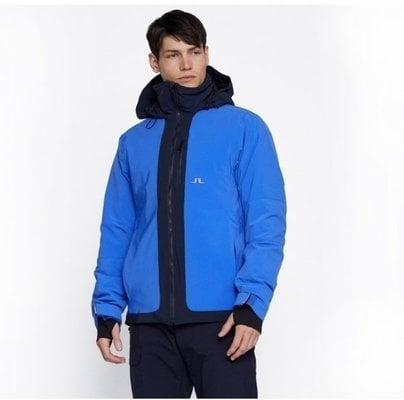 J.Lindeberg Moffit Jacket Dermizax EV Daz Blue M