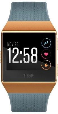 Fitbit Ionic Blue/Burnt Orange