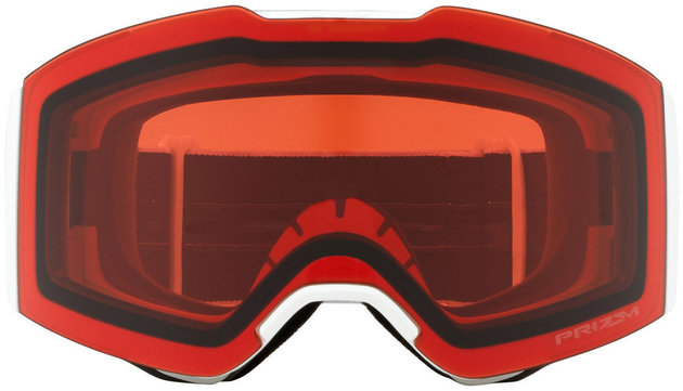 Oakley Fall Line Matte White w/Prizm Rose 18/19