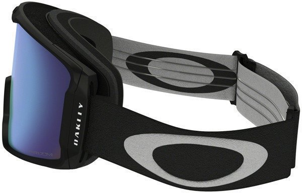 Oakley Line Miner Matte Black w/Prizm Sapphire 18/19