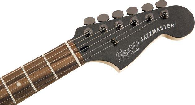 Fender Squier Contemporary Active Jazzmaster HH ST Graphite Metallic