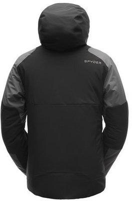 Spyder Flywheel Mens Jacket Black/Polar XXL