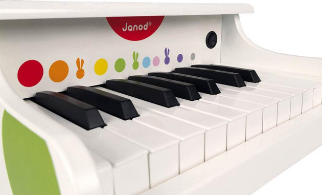 Janod Confetti Electronic Piano