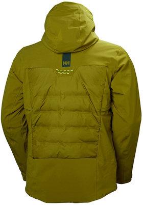 Helly Hansen Freefall Mens Jacket Fir Green M
