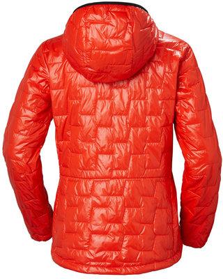 Helly Hansen Lifaloft Hooded Insulator Womens Jacket Grenadine L
