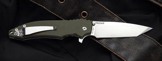 Mr. Blade Richard