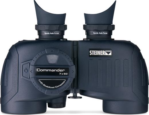 Steiner Commander 7x50c with compass
