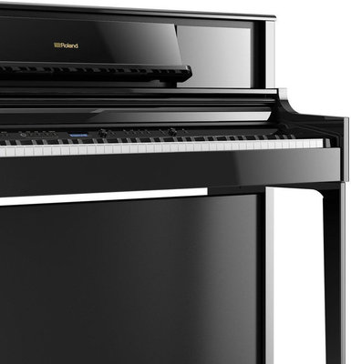 Roland LX705 Polished Ebony