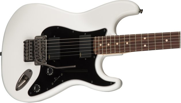 Fender Squier Contemporary Strat HH LR Olympic White