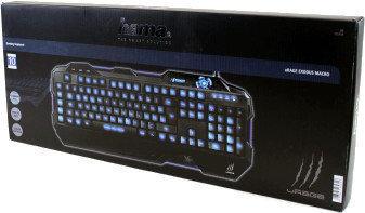 Hama uRage Keyboard Exodus Macro 113739